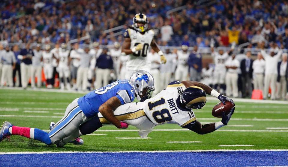 Rams taber til Lions…
