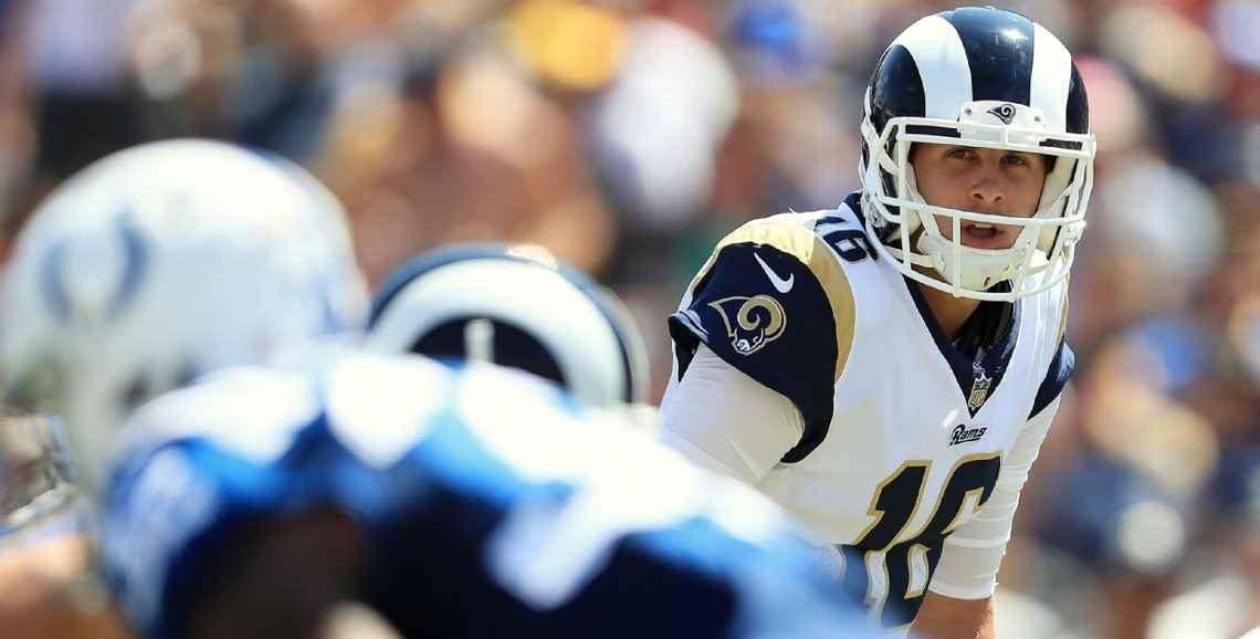 Preview Week 2: Rams vs. Redskins