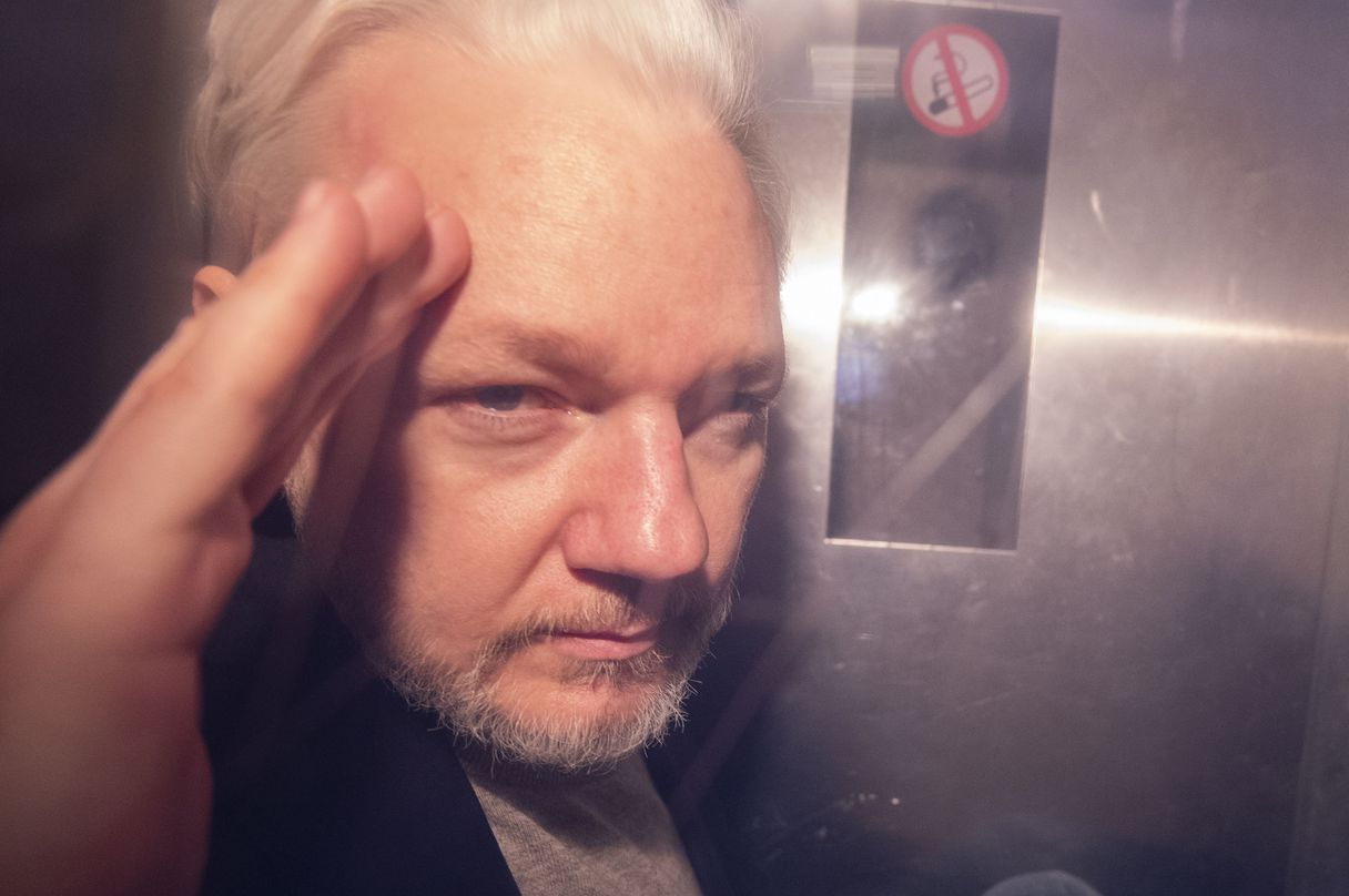 The Assange extradition trial begins today ten years later