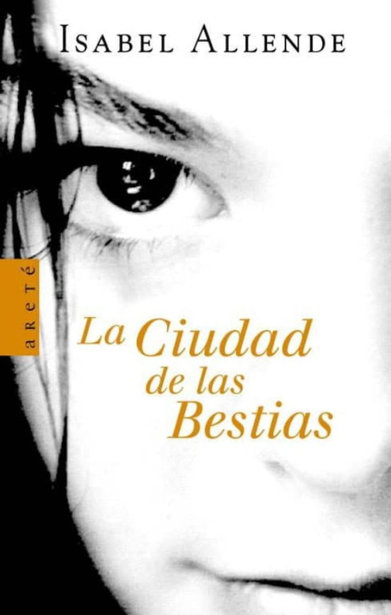 """""""The city of beasts""""by Isabel Allende"""