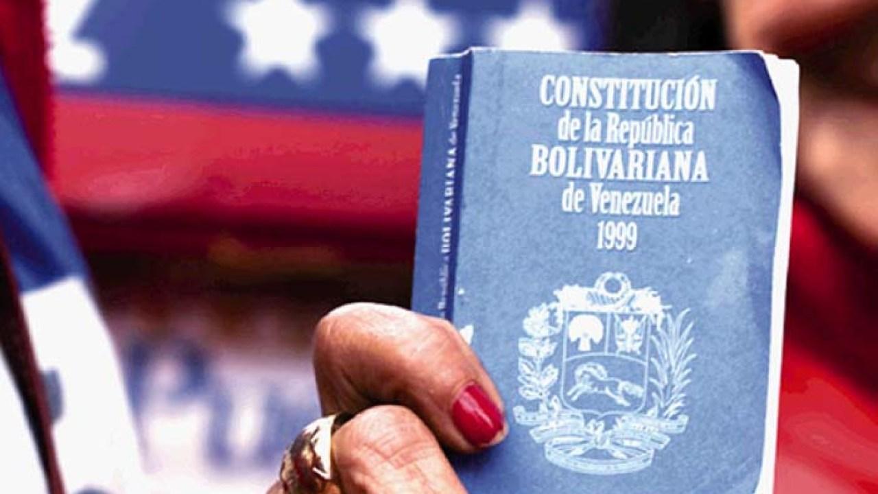 Constitución Bolivariana 15 Años Después La Razón