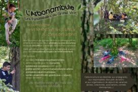 Nouvelle brochure concernant les activités pour les enfants et les jeunes