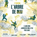 L'Arbre de Mai #2… le 02 Juin 2018 ! Concert arboricole et autres percheries…
