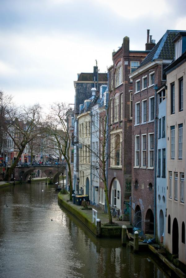 Utrecht Canal Gracht