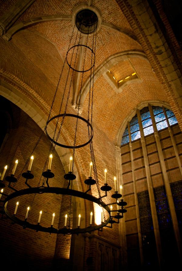 Utrecht Dom Tower Hall