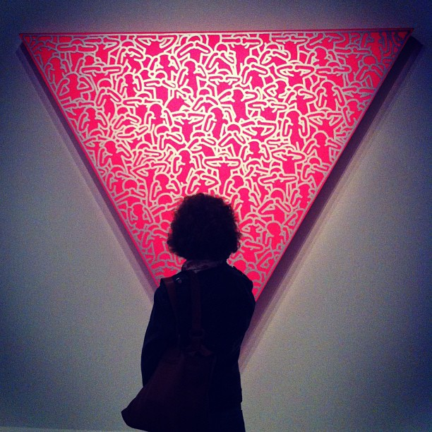 Expo-Keith-Haring-Musee-art-moderne