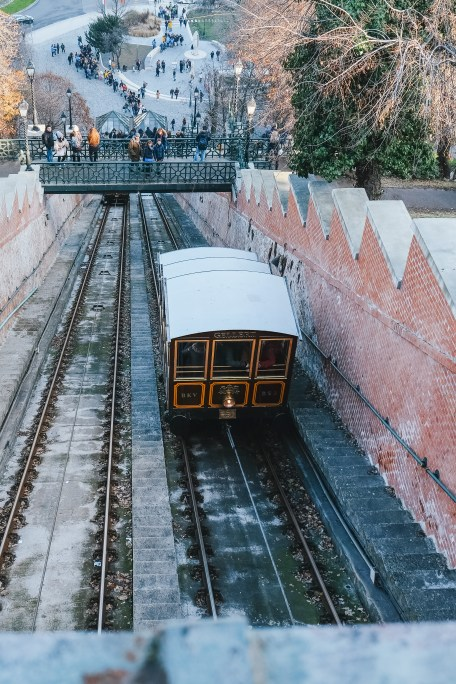Funiculaire-Budapest