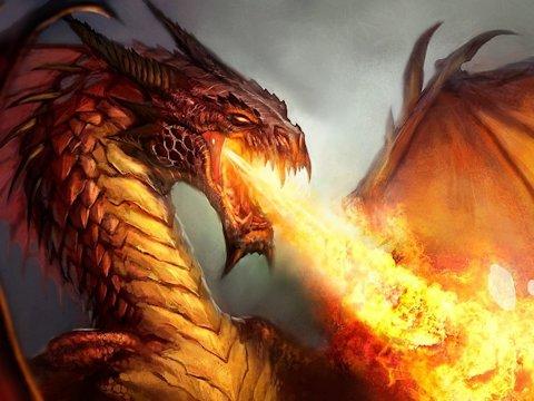 Risultati immagini per drago