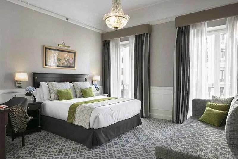 Habitación doble de luxe