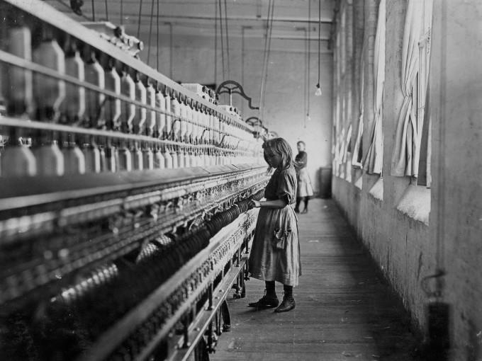 LEWIS HINE… en el día de la mujer trabajadora