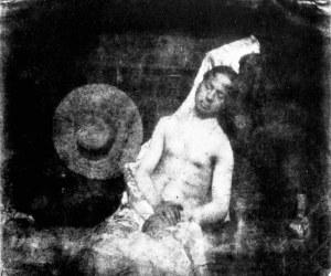 HIPPOLYTE BAYARD – El primer autorretrato de la historia de la fotografía