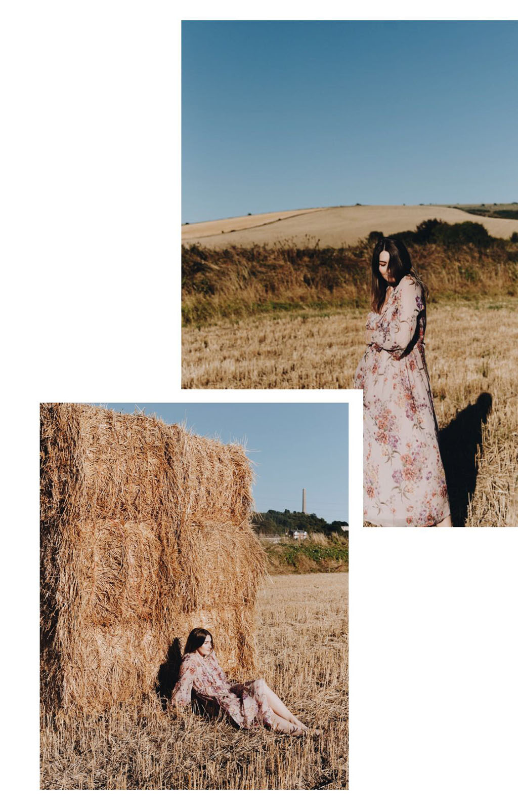 hm floral dress lareese craig brighton blogger www.lareesecraig.com fashion blogger