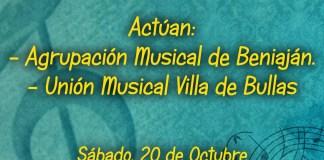 """XXV Festival Nacional de Bandas """"Villa de Bullas"""""""