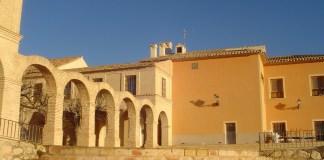 Santuario Casa de Cristo de Moratalla