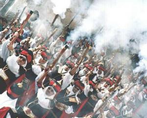 Foto de archivo ::Fiestas de Caravaca::