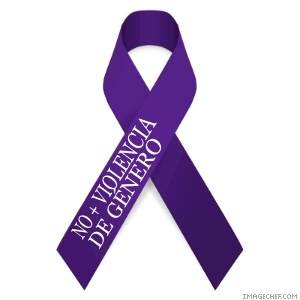 Lazo contra la Violencia de  Género