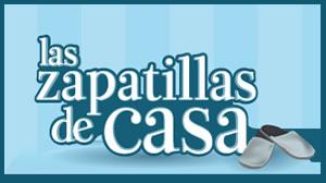 Logo de la web Las Zapatillas De Casa
