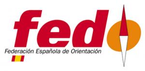 Logo Federación Española de Orientación