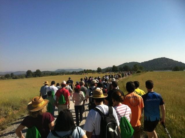 XI edición del Día de las Vías Verdes en la Región de Murcia