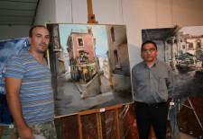 XII Concurso de Pintura al Aire Libre 'Casco Antiguo de Cehegín'
