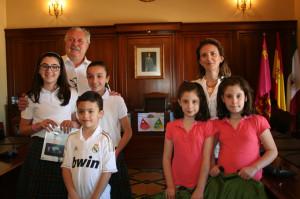 IV Concurso Escolar de Carteles del Día Mundial del Medio Ambiente Cehegín