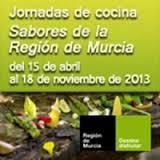 Logo jornada Cocina Sabores Región de Murcia