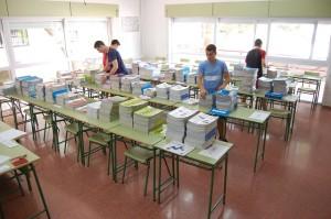 Banco de libros Cehegín