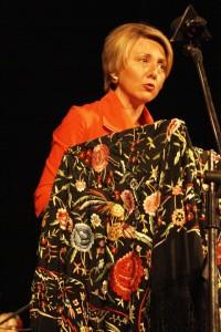 Eloisa Cabrera Carmona enciende la Feria Taurina del Arroz