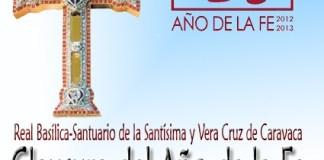 2013 - Cartel Clausura Año de la Fe