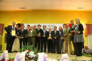 Premiados de la temporada 2013