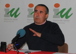 Juan Berbell, portavo IU-Verdes Caravaca