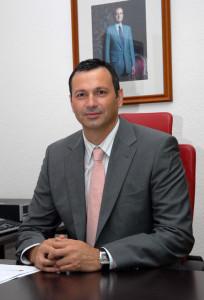 Antonio Peñalver, director general de la Actividad Física y el Deporte