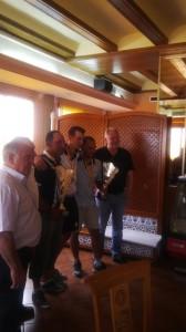 Carlos Labrador gana el V Campeonato de España de Pesca de Agua Dulce Cebador