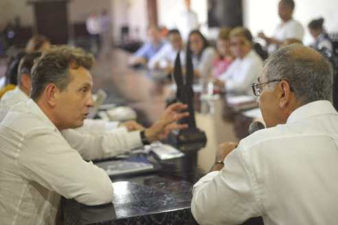 Cartagena será sede del Congreso Mundial del Derecho en el 2021