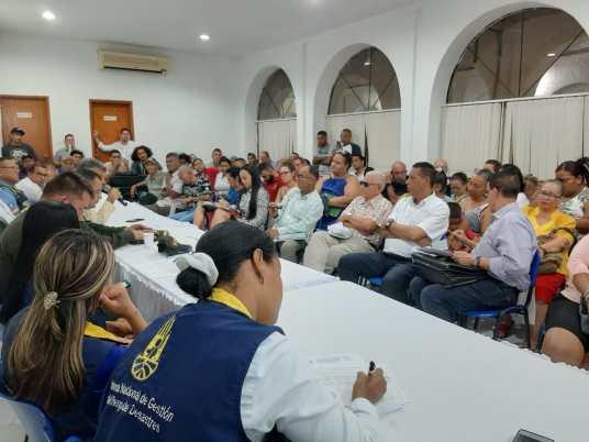 Distrito de Cartagena inició intervención en Getsemaní