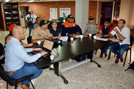 Autoridades en Sucre trabajan para garantizar seguridad por amenaza del ELN