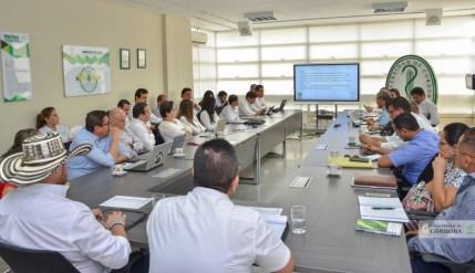 Unicórdoba y Gobernación trazan agenda conjunta para resolver problemas estructurales de la región
