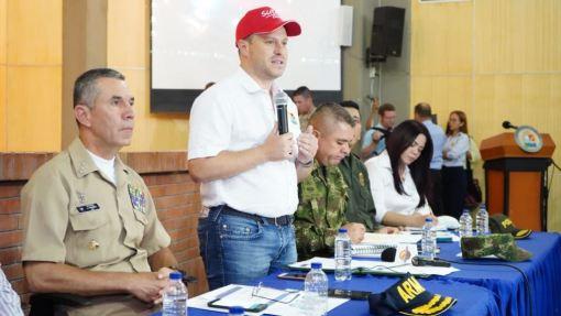 Gobernación y fuerzas armadas lanzan estrategia de seguridad