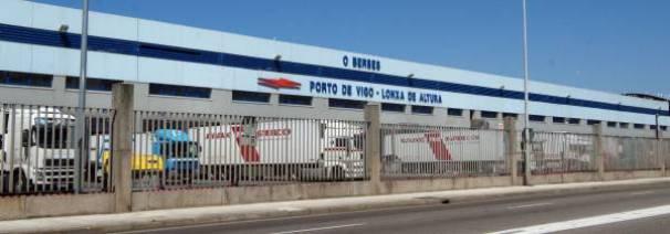 La lonja de altura de Vigo recibe la marca de calidad Pescaderrias -  Economía - La Region Internacional