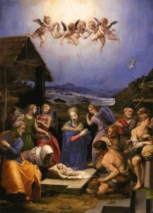 Agnolo-Bronzino-Adoration-of-the-Shepherds