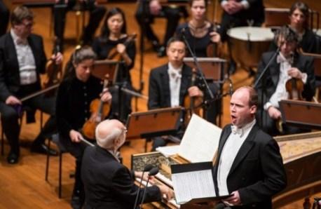 TON KOOPMAN EN THE AMSTERDAM BAROQUE ORCHESTRA & CHOIR