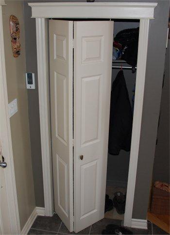 les portes pliantes