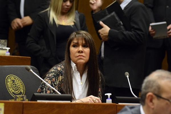 Solicitan pérdida de investidura de la Diputada Celeste Amarilla