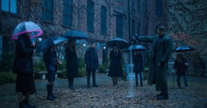 Resultado de imagen para the umbrella academy netflix estreno