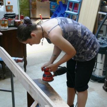 atelier rénovation de meuble