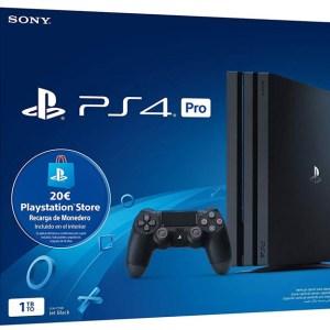 Playstation 4 Pro PS4 Consola de Videojuego 1TB