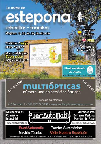 La Revista de Estepona Portada número 10