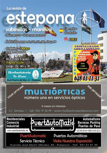 La Revista de Estepona Portada número 11