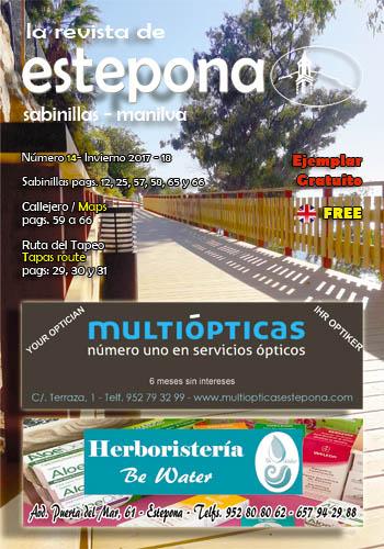 La Revista de Estepona Portada número 14