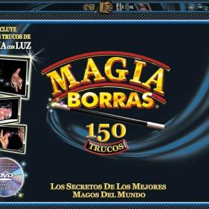 Artículos para Magos Juegos de Magia BORRÁS 150 Trucos